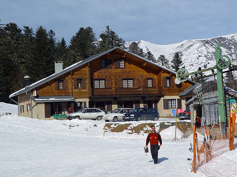 location chalet individuel le mourtis