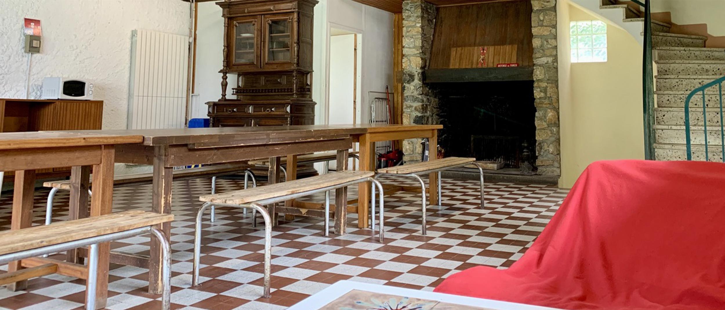 Chambre chalet station du Mourtis